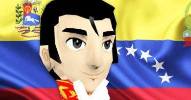 Venezolanos crea aplicación de Simón Bolívar