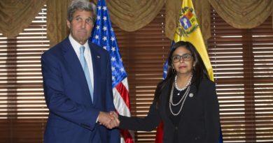 EE.UU y Venezuela