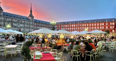 Turismo en España llega a un 11,3%