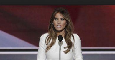 Melania Trump velará por los derechos de las mujeres