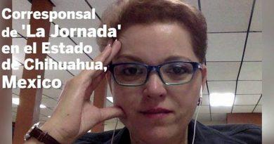 Periodista asesinada en México