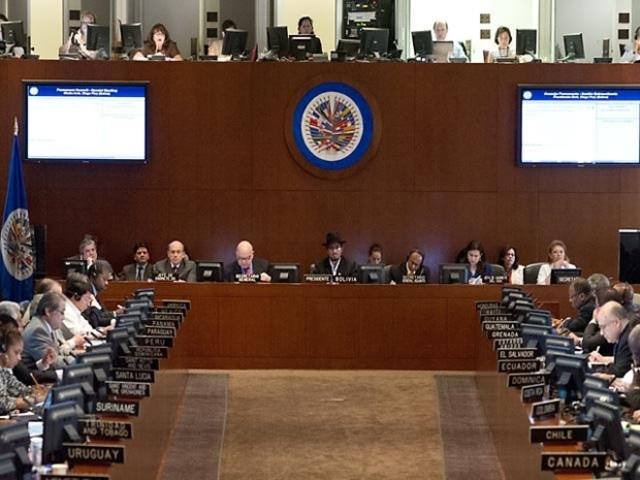OEA debatió sobre situación venezolana