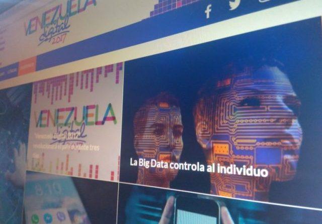 """Hoy es el cierre del evento """"Venezuela Digital 2017"""""""
