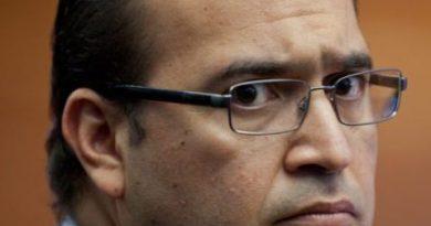 Agentes federales capturan al exgobernador de Veracruz, Javier Duarte