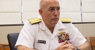 Comando Sur de USA muestra preocupación por crisis venezolana