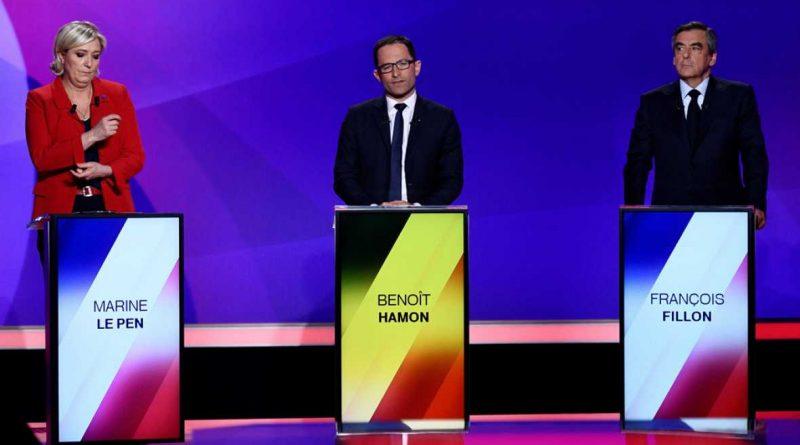 Franceses elegirán nuevo presidente este domingo 23 de abril