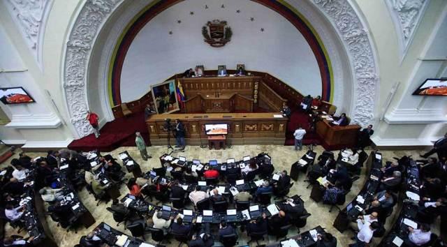 Asamblea Nacional venezolana