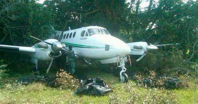 Localizada en Falcon y Recuperada la avioneta robada en Valle de la Pascua