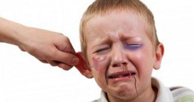 Hoy es El Día del Maltrato Infantil