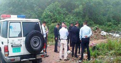 Seis horas de muerto llevaba cadáver localizado en El Socorro