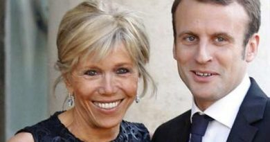 La mujer detrás de Macron