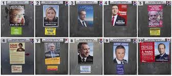 Los comicios para elegir al sustituto del presidente Hollande se celebran en dos vueltas electorales