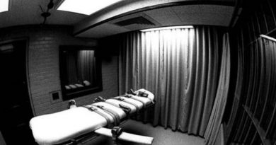 Estados Unidos prevé ejecutar a siete condenados a muerte en once días
