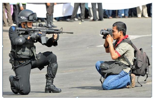 México se ubicó en el tercer lugar mundial de periodistas asesinados,