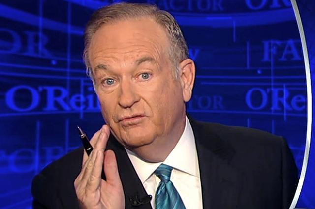 Bill O'Reilly, el presentador estrella de Fox que acosó sexualmente a empleadas