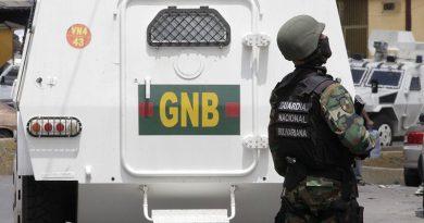 La Guardia Nacional Bolivariana prohibe hablar de política