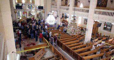 Atentado en iglesias dejó 43 muertos