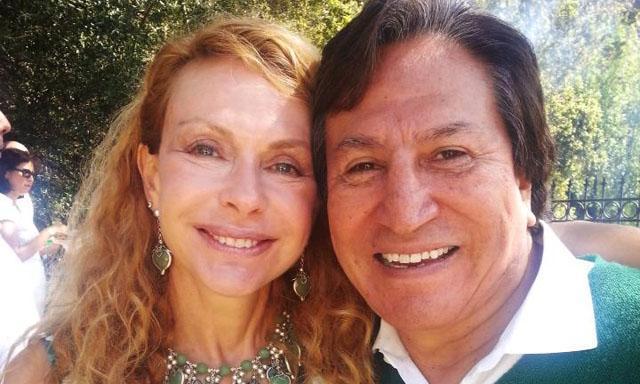 Ordenan prisión preventiva contra el expresidente peruano Alejandr Toledo