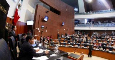 Senado mexicano aprobó Ley General de Desaparición Forzada de Personas y Desaparición Cometida por Particulares