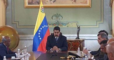 Presidente Nicolás Maduro instala Consejo Nacional de Defensa