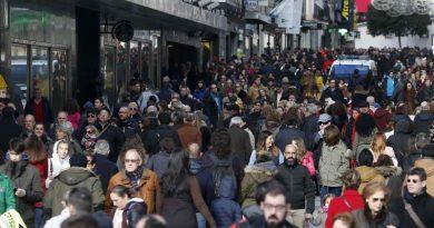 España sigue perdiendo población