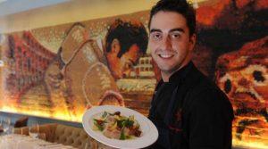 Manuel Berganza, chef, opina sobre la paella