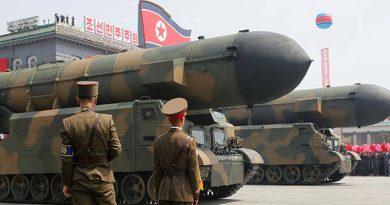 Corea del norte amenaza EE.UU