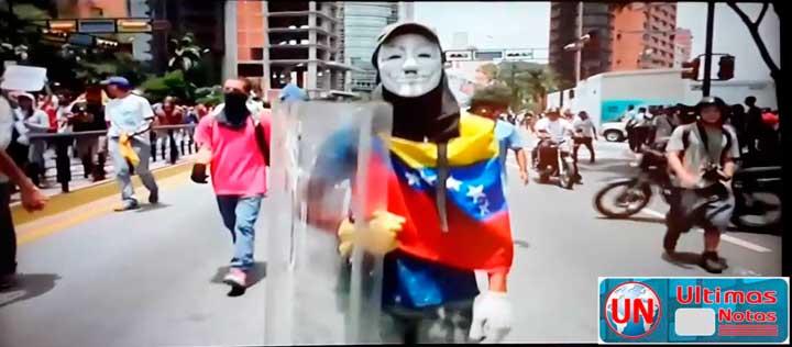 nuevas manifestaciones convocadas por la oposicion venezolana