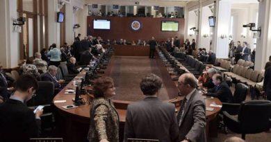 En consenso países de la OEA
