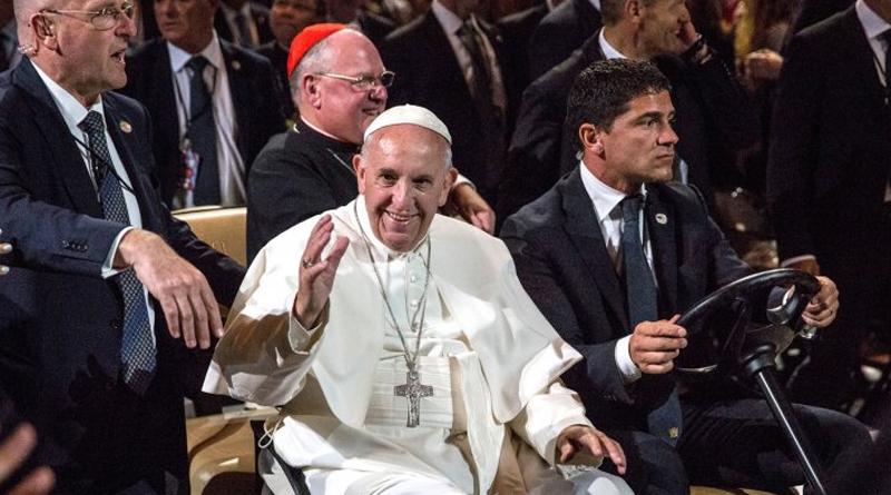 El papa habría sido asesinado en Estados Unidos