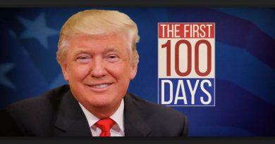 Donald Trump en sus primeros 100 días