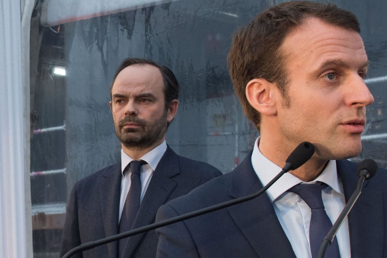 Philippe incursionó en la política en el ala socialdemócrata del Partido Socialista