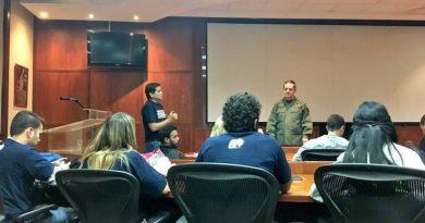 Periodistas y GNB instalan mesa de diálogo