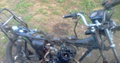 """Motorizados asesinan a """"cara e diablo"""" en Valle de La Pascua"""