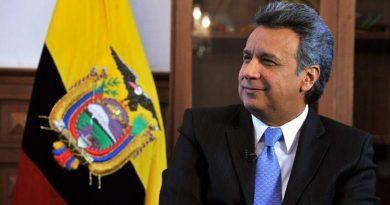 Con discursos sobre las reformas sociales, Lenín Moreno asume La Presidencia de Ecuador