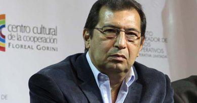 Adán Chávez es designado como secretario de la Comisión Presidencial para la Constituyente
