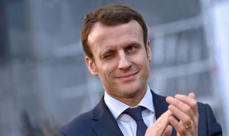 Últimos sondeos favorecen a Emmanuel Macron. Encuestas lo señalan como vencedor.