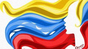 Aliana Estrada: mujer guayanesa protestó en defensa de la vida