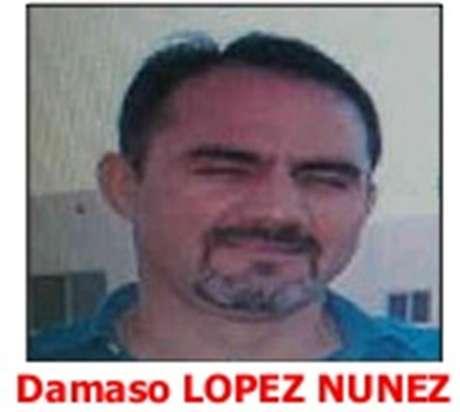 """Policía mexicana detiene al """"Licenciado"""" uno de los cabecillas del Cártel de Sinaloa."""