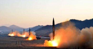 EE.UU se alarma por lanzamiento de misil coreano