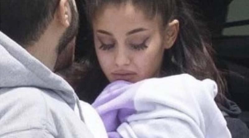 Ariana grande vuelve a Estados Unidos