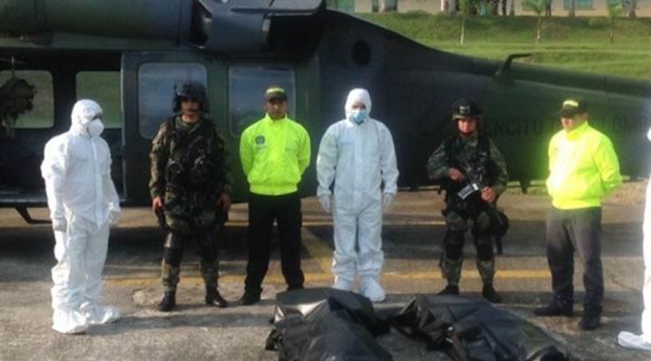 """Muere en combate con el ejército colombiano, Ismael, """"muela de grillo"""""""