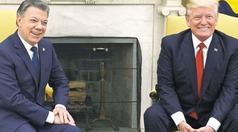"""Santos: """"Estados Unidos es una pieza clave""""."""