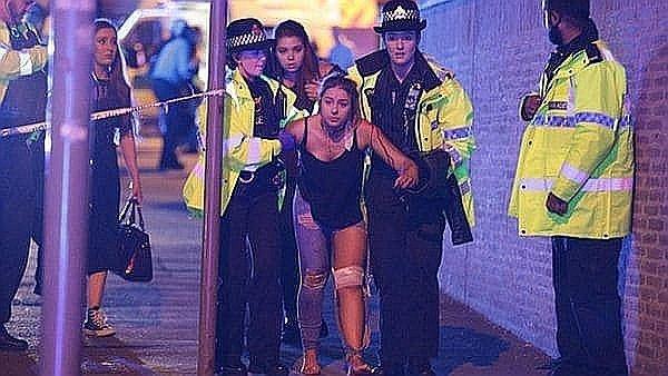 Concierto terminó en tragedia en Manchester, Reino Unido