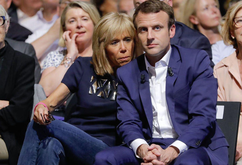 Emmanuel Macron rompe todas las convenciones, hasta en su vida privada