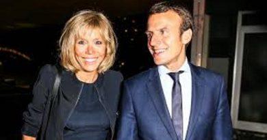 Emmanuel Macron rompiendo con las convenciones