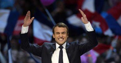 Con un 66,06% Emmanuel Macron triunfa en elecciones de Francia.