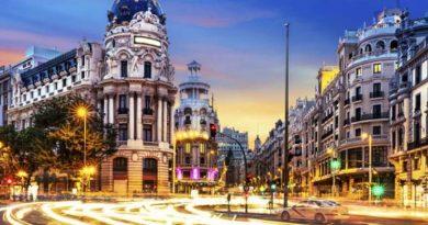 Acércate a Madrid y conócela