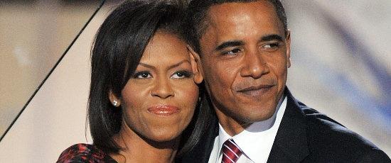 Los Obama y su nueva rutina