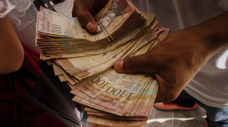 El sueldo integral para los venezolanos queda en Bs. 200.021;
